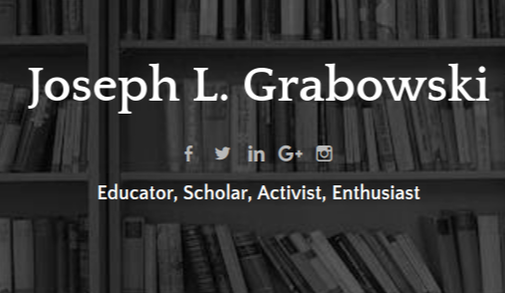 Joe Grabowski's Website